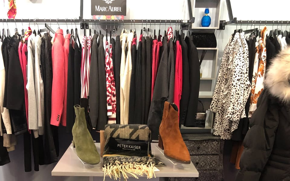 Autumn collections available at Wardrobe Dunmow